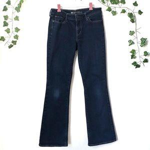 Levi's Denim   Bootcut Jeans